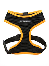Active Mesh Neon Orange Harness - Get fit, stay safe, stay seen. Treat your training buddy to an attractive new Active Mesh Harness with a dash of sporty neon to compliment your keep fit gear. But also great for regular walkies. High visibility Active Mesh Neon Harnesses provide the ultimate in comfort and safety, featuring a breath...