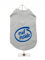 ''Halloween: Evil Inside'' Harness-Lined Dog T-Shirt