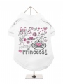 ''Pretty Princess'' Dog T-Shirt