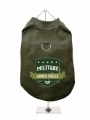 ''Military Armed Forces'' Harness T-Shirt