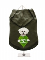 ''Save the Rainforests'' Dog Hoodie