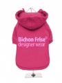 ''Bichon Frise Designer Wear'' Dog Sweatshirt