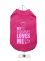 ''My Mummy Loves Me'' Harness T-Shirt